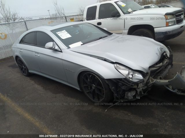 Wdddj76x06a038980 Mercedes Benz Cls 55 Amg View History And