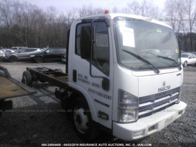 2008 ISUZU NPR, 24804408   IAA-Insurance Auto Auctions