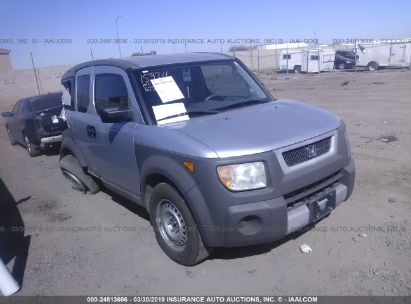 2003 HONDA ELEMENT DX