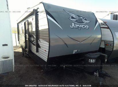 2017 JAYCO OCTANE 222