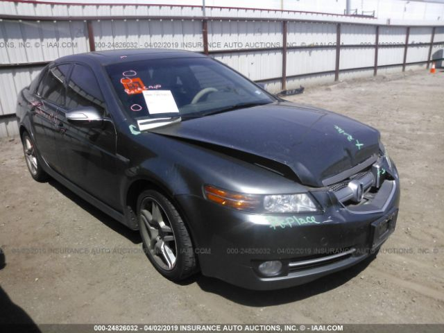 Iaai Houston North >> 2008 Acura Tl 24826032 Iaa Insurance Auto Auctions