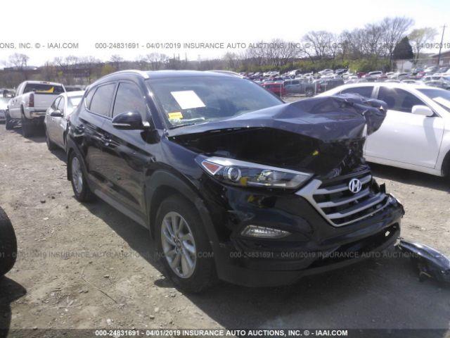 2018 Hyundai Tucson 24831691 Iaa Insurance Auto Auctions