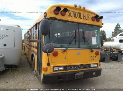 2004 BLUE BIRD SCHOOL BUS / TRAN