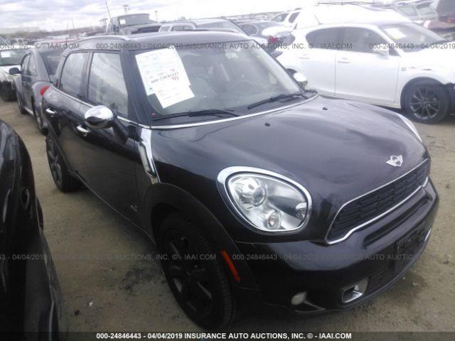 2012 Mini Cooper 24846443 Iaa Insurance Auto Auctions