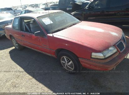 1990 PONTIAC GRAND AM LE
