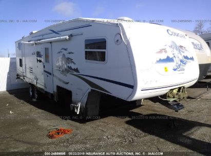 2004 KEYSTONE 34FT COUGR