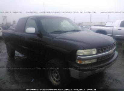 2002 CHEVROLET SILVERADO 1500 C1500