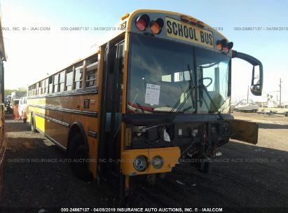 2007 THOMAS SCHOOL BUS