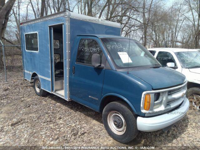 1999 CHEVROLET EXPRESS G3500, 24932953 | IAA-Insurance Auto