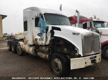 2015 KENWORTH CONSTRUCTION T880