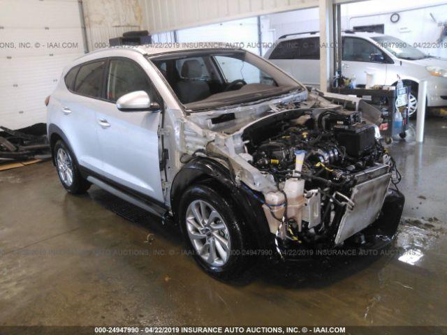 2018 Hyundai Tucson 24947990 Iaa Insurance Auto Auctions