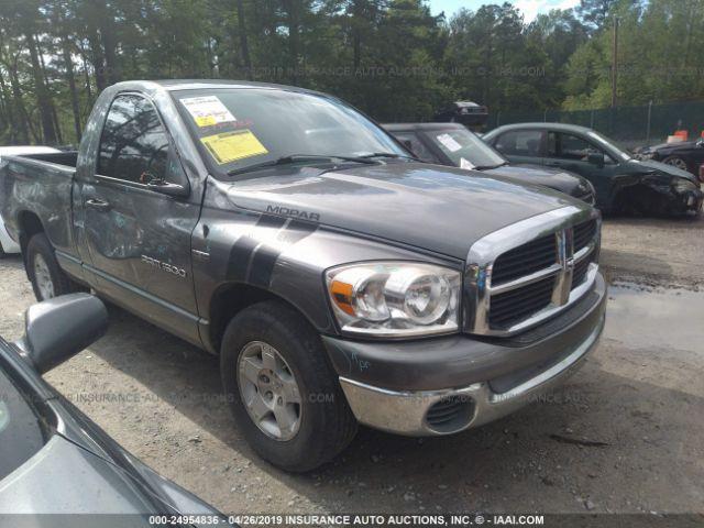 2007 DODGE RAM 1500, 24954836 | IAA-Insurance Auto Auctions