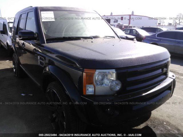 2005 LAND ROVER LR3, 25023494   IAA-Insurance Auto Auctions