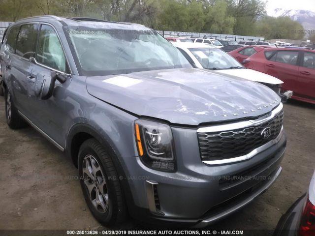 Insurance Auto Auction Salvage >> 2020 Kia Telluride 25013636 Iaa Insurance Auto Auctions