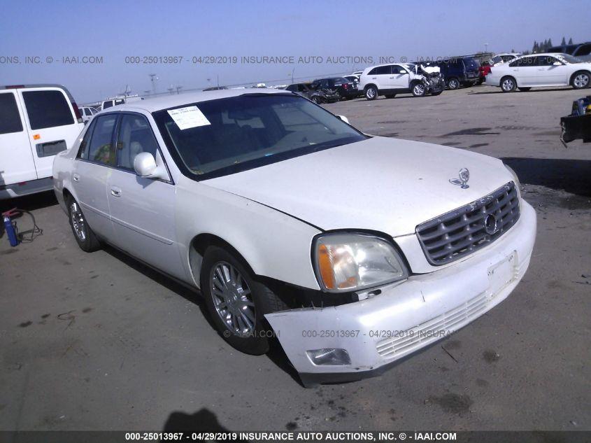 2004 cadillac deville 25013967 iaa insurance auto auctions iaa