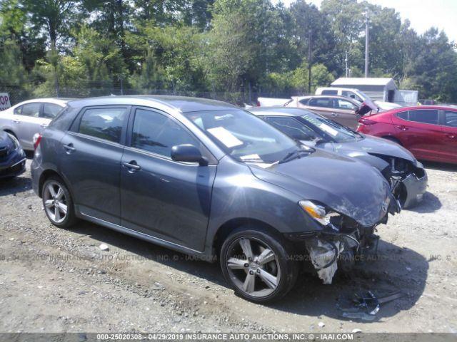 2010 TOYOTA COROLLA MATRIX, 25020308   IAA-Insurance Auto Auctions