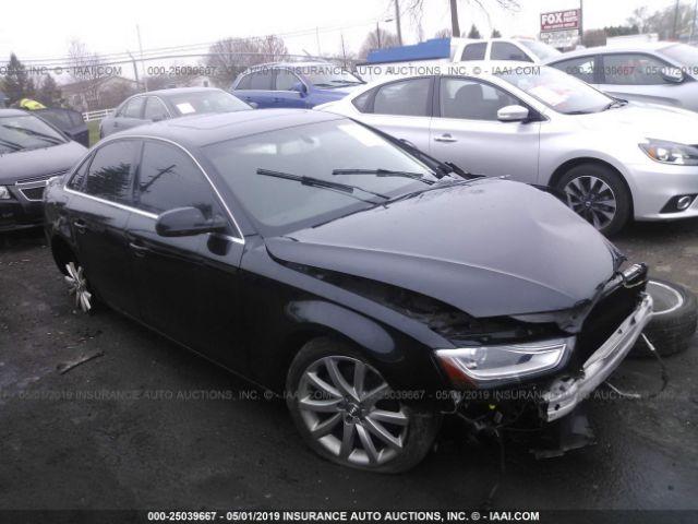 Insurance Auto Auction Salvage >> 2013 Audi A4 25039667 Iaa Insurance Auto Auctions