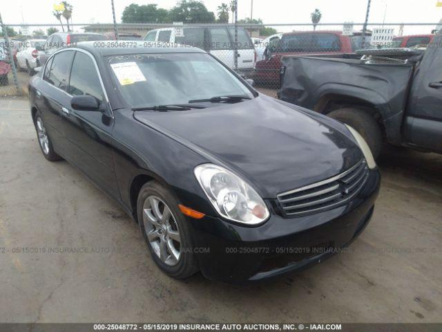 2005 INFINITI G35, 25048772 | IAA-Insurance Auto Auctions