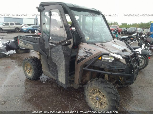 2017 POLARIS RANGER, 25051815 | IAA-Insurance Auto Auctions