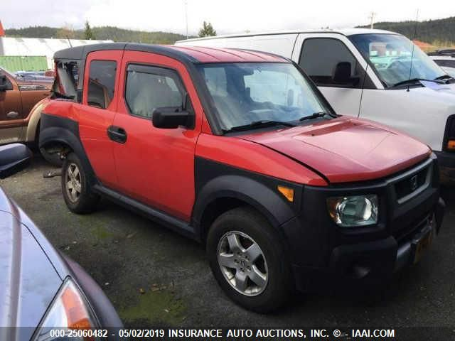 2005 HONDA ELEMENT, 25060482 | IAA-Insurance Auto Auctions