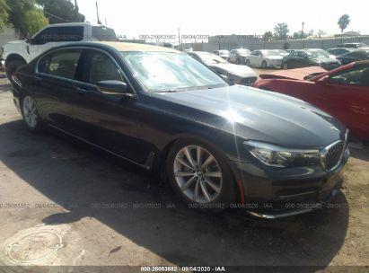 2018 BMW 7 SERIES I