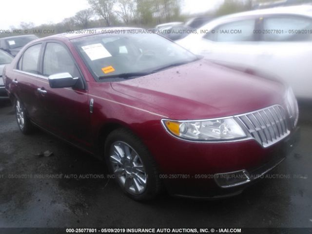 2011 LINCOLN MKZ, 25077801 | IAA-Insurance Auto Auctions
