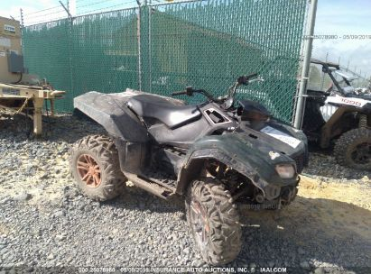 2016 ARCTIC CAT ATV
