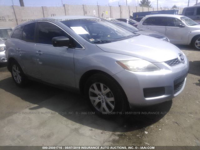2007 MAZDA CX-7, 25081716 | IAA-Insurance Auto Auctions