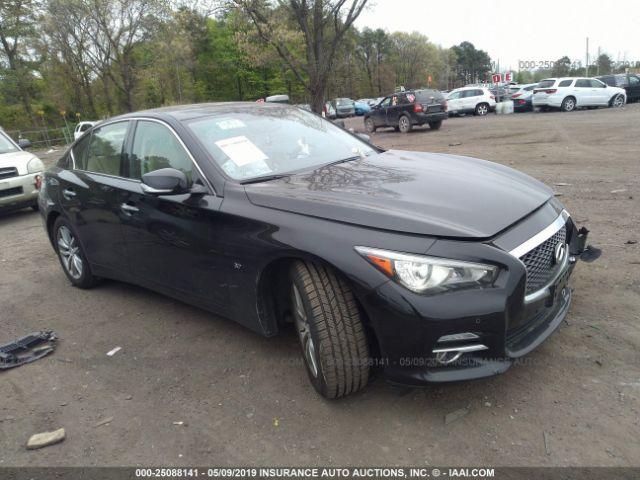 2015 INFINITI Q50, 25088141 | IAA-Insurance Auto Auctions