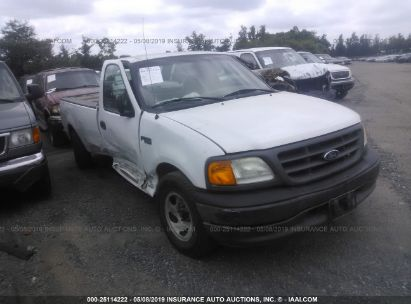 2004 FORD F-150 HERITAGE CLASSIC
