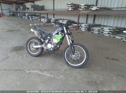 2012 KAWASAKI KLX250 T