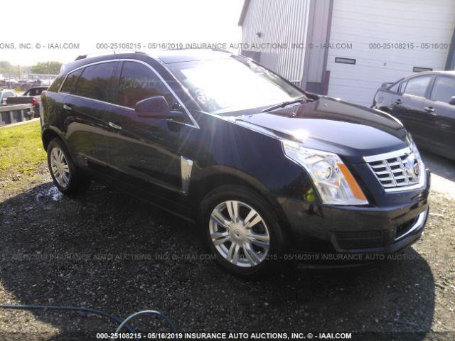 2013 CADILLAC SRX, 25108215 | IAA-Insurance Auto Auctions