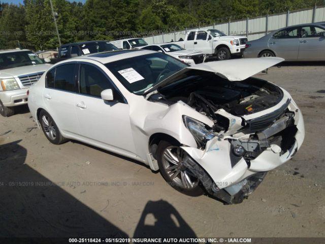 2013 INFINITI G37, 25118424 | IAA-Insurance Auto Auctions