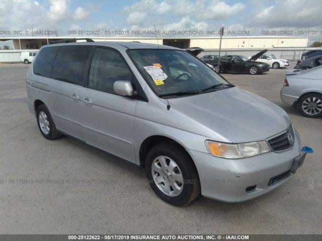 Iaai Houston North >> 2003 Honda Odyssey 25122622 Iaa Insurance Auto Auctions