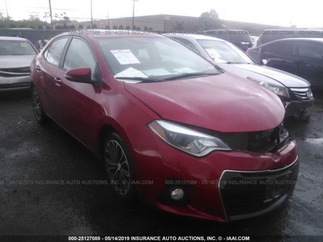 Insurance Auto Auction Salvage >> 2014 Toyota Corolla 25127088 Iaa Insurance Auto Auctions