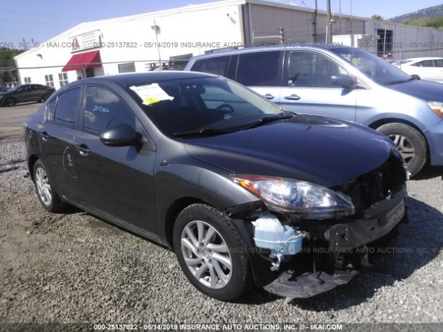 2012 MAZDA 3, 25137822 | IAA-Insurance Auto Auctions