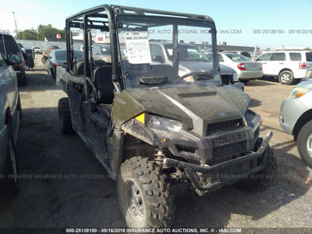 2016 POLARIS RANGER, 25139150 | IAA-Insurance Auto Auctions