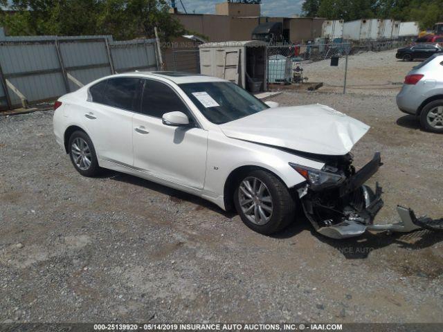 2015 INFINITI Q50, 25139920 | IAA-Insurance Auto Auctions