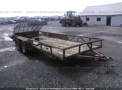 1992 UTILITY TRAILER MFG OTHER