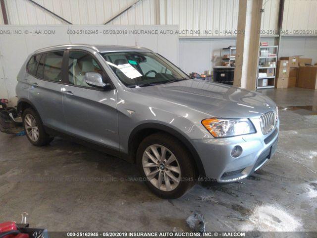 2014 BMW X3, 25162945   IAA-Insurance Auto Auctions