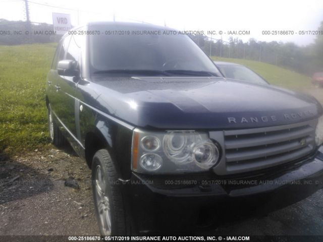 2008 LAND ROVER RANGE ROVER, 25186670 | IAA-Insurance Auto