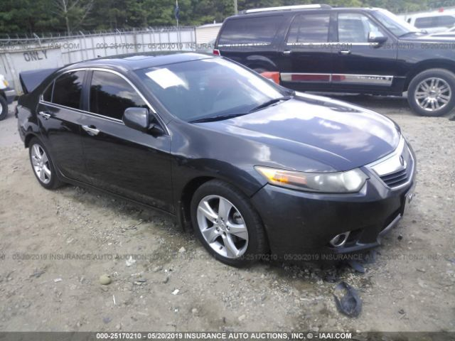 2012 ACURA TSX, 25170210 | IAA-Insurance Auto Auctions