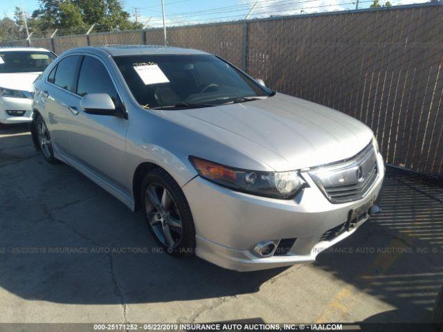 2013 ACURA TSX, 25171252 | IAA-Insurance Auto Auctions