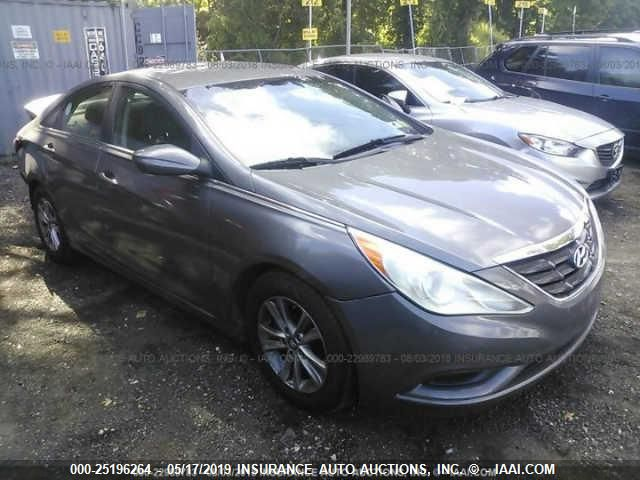 2013 HYUNDAI SONATA, 25196264 | IAA-Insurance Auto Auctions