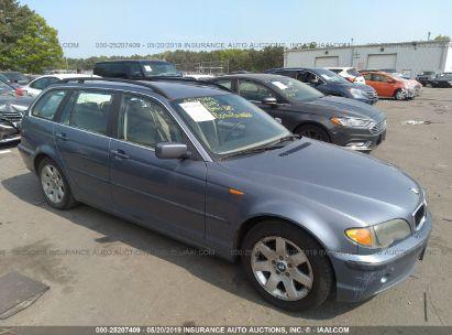 2003 BMW 325 XIT