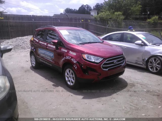 Car Auction License >> Ford Ecosport 2018 Maj3p1te1jc192766 Auto Auction Spot