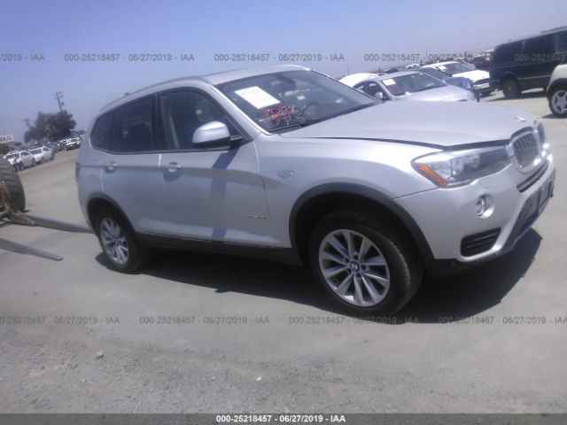 2016 BMW X3, 25218457   IAA-Insurance Auto Auctions