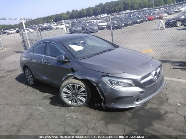 2018 MERCEDES-BENZ CLA, 25227925   IAA-Insurance Auto Auctions