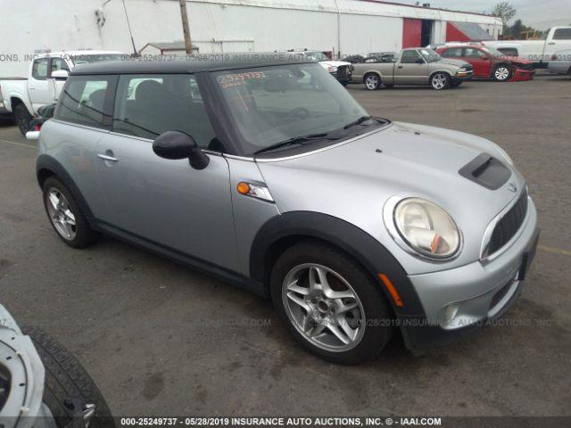 2008 MINI COOPER, 25249737 | IAA-Insurance Auto Auctions
