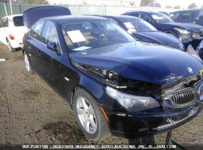 2008 BMW 535 XI